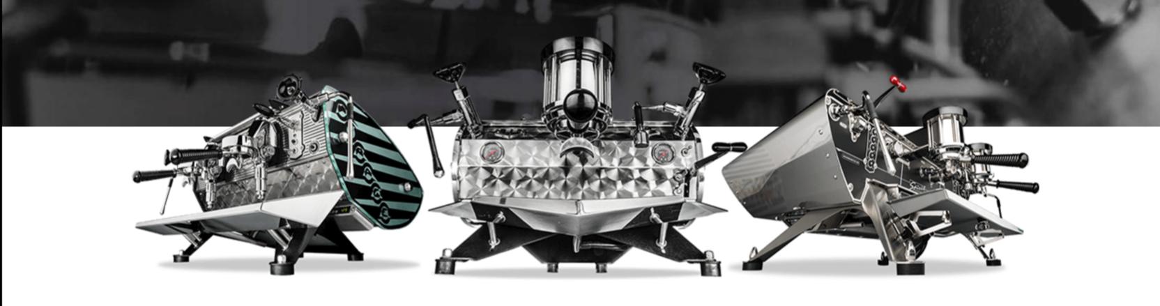 Kees van der Westen Cafe Machine modelle