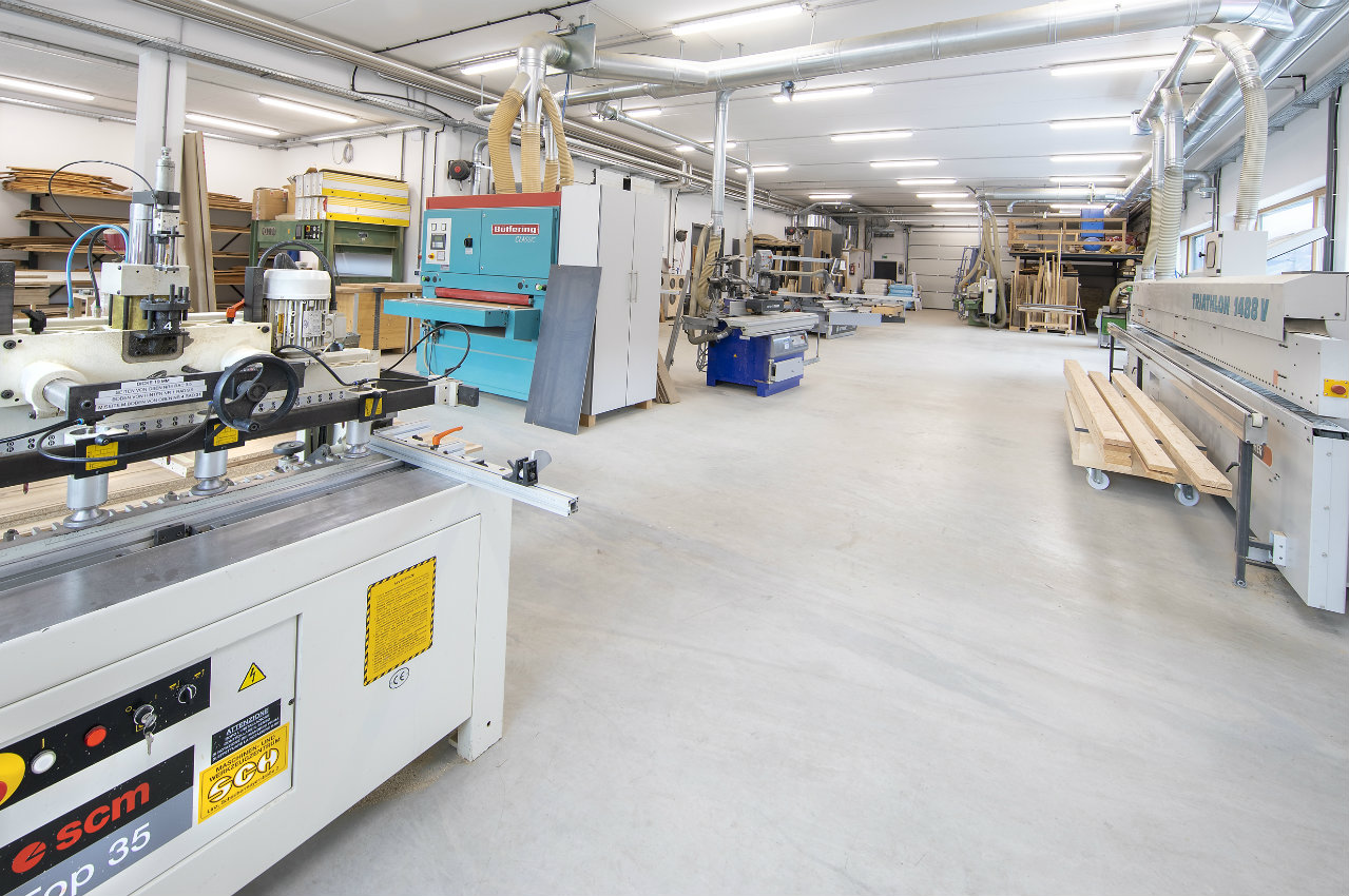 Werkstatt Tischlerei Kroell Winkel