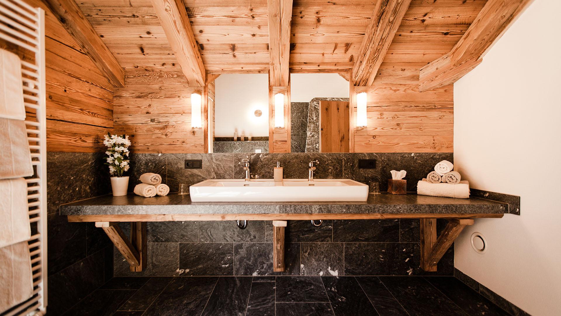 Badezimmer lodge