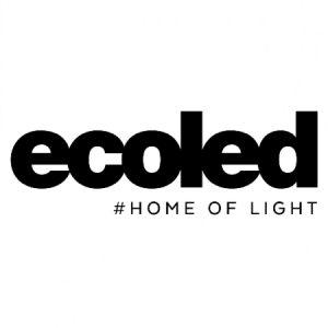 Ecoled Logo #home of light