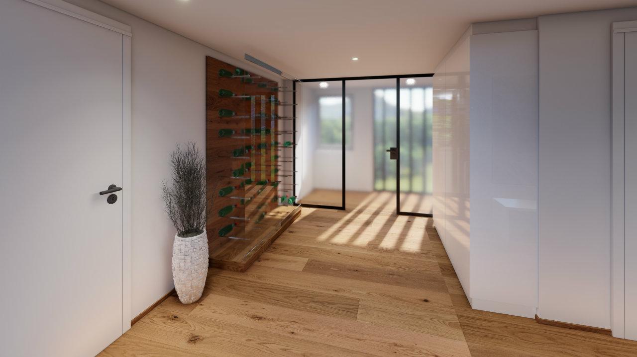 Halle Kroell Winkel Penthouse
