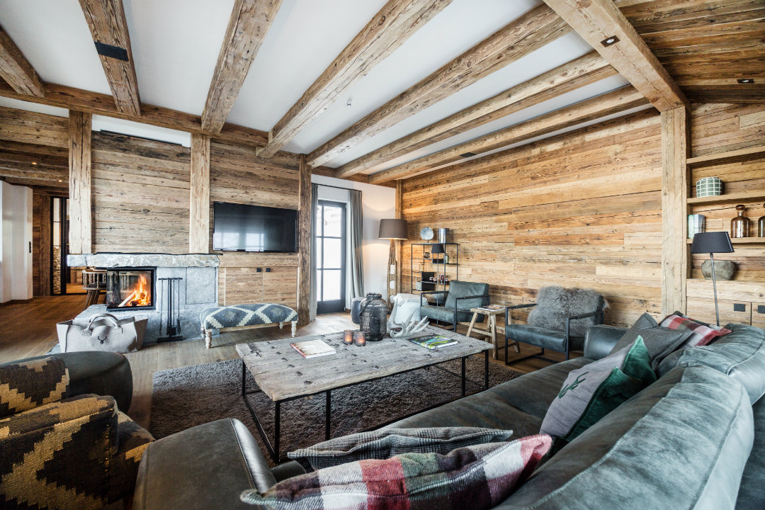 Kroell Winkel Wohnzimmer Lodge