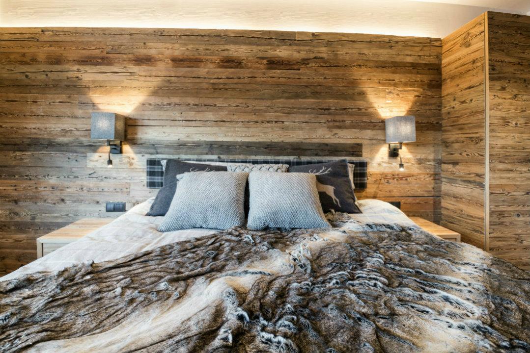 Schlafzimmer Bed kroell Winkel