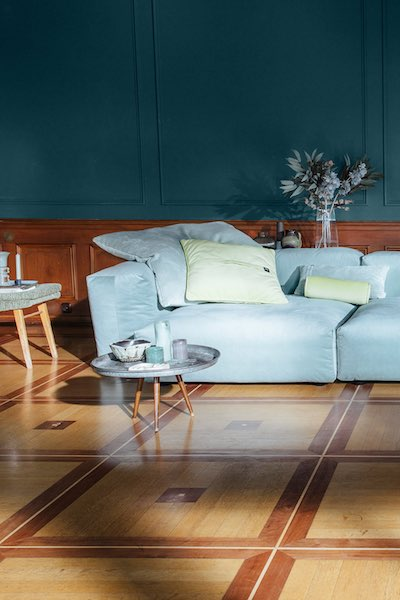 Vetsak Sofa babyblauw