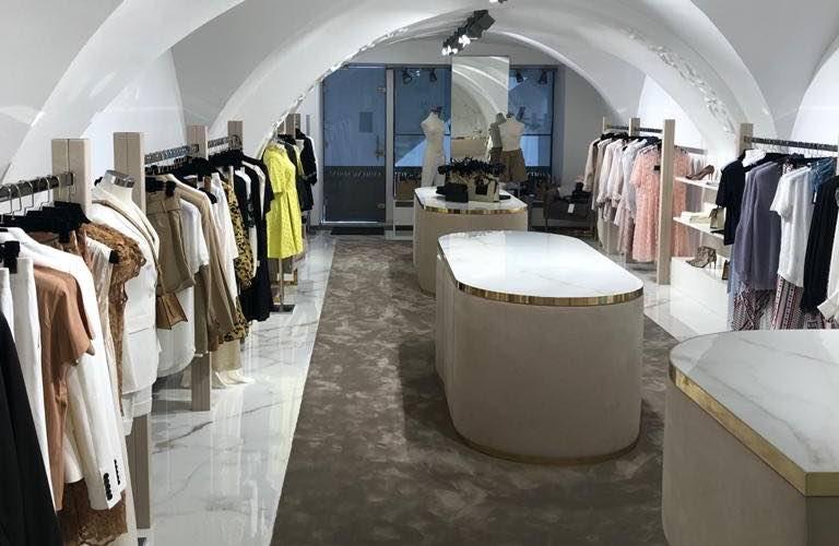 Luxus Damen Boutique